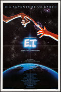 "Movie Posters:Science Fiction, E.T. The Extra-Terrestrial (Universal, 1982). One Sheet (27"" X 41"")John Alvin Artwork. Science Fiction.. ..."