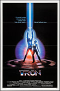 "Movie Posters:Science Fiction, Tron & Other Lot (Buena Vista, 1982). One Sheets (2) (27"" X41""). Science Fiction.. ... (Total: 2 Items)"