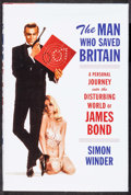 """Movie Posters:James Bond, The Man Who Saved Britain & Other Lot (Farrar, Straus and Giroux, 2006). Books (2) (Multiple Pages, approx. 5.5"""" X 8.5""""). Ja... (Total: 2 Items)"""