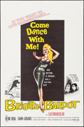 "Movie Posters:Foreign, Come Dance with Me! (Kingsley International, 1959). One Sheet (27"" X 41""). Foreign.. ..."