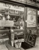 Berenice Abbott (American, 1898-1991) Mary Muller Antique Shop I, Greenwich Ave. and W. 10th Street, circa 1947 Gelati...