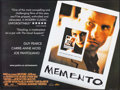 "Movie Posters:Mystery, Memento (Pathe, 2000). British Quad (30"" X 40"") DS. Mystery.. ..."
