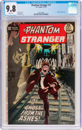 Bronze Age (1970-1979):Horror, The Phantom Stranger #17 (DC, 1972) CGC NM/MT 9.8 White pages....