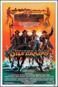 "Movie Posters:Western, Silverado (Columbia, 1985). One Sheet (27"" X 41""). Bob Peak Artwork. Western.. ..."