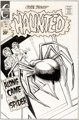 Steve Ditko Haunted #7 Cover Original Art (Charlton, 1972)
