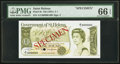 World Currency, Saint Helena Government of Saint Helena £1 ND (1981) Pick 9sSpecimen.. ...