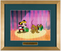 "Miscellaneous Collectibles:General, ""Mr. Mouse Takes a Trip"" Mickey Mouse & Disney Walt Disney Limited Edition Serigraph. . ..."