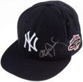Autographs:Others, Roger Clemens Signed New York Yankees Hat. ...