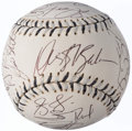 Autographs:Baseballs, 2003 MLB All-Star Game National League Team Signed Baseball (25 Signatures).. ...