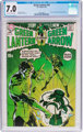 Green Lantern #76 (DC, 1970) CGC FN/VF 7.0 Off-white to white pages