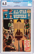 Bronze Age (1970-1979):Western, All-Star Western #10 (DC, 1972) CGC FN+ 6.5 Cream to off-white pages....