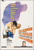 "Movie Posters:Drama, The Hustler (20th Century Fox, 1961). One Sheet (27"" X 40"").Drama.. ..."