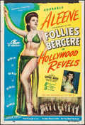 "Movie Posters:Sexploitation, Hollywood Revels (Roadshow Attractions, 1946). One Sheet (27"" X40""). Sexploitation.. ..."