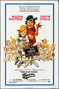 "Movie Posters:Sports, The Bad News Bears (Paramount, 1976). One Sheet (27"" X 41"") Jack Davis Artwork. Sports.. ..."