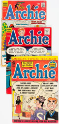 Silver Age (1956-1969):Humor, Archie Short Box Group (Archie, 1952-2000) Condition: Average GD....