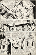 Original Comic Art:Panel Pages, Neal Adams Brave and the Bold #83 Story Page 12 Teen TitansOriginal Art (DC, 1969)....