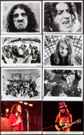 """Movie Posters:Rock and Roll, Mad Dogs & Englishmen (MGM, 1971). Very Fine. Photos (19) &Mini Lobby Cards (2) (8"""" X 10""""). Rock and Roll.. ... (Total: 21Items)"""