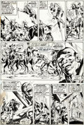 Original Comic Art:Panel Pages, Neal Adams Conan the Barbarian #37 Story Page 6 Original Art(Marvel, 1974)....