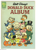 Silver Age (1956-1969):Cartoon Character, Donald Duck File Copies Group (Dell and Gold Key 1959-68) Condition: Average FN/VF. This 30-book group includes Donald Duc... (30 Comic Books)