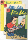 Golden Age (1938-1955):Cartoon Character, Marge's Little Lulu Group (Dell, 1956) Condition: Average FN/VF.All you Little Lulu fans out there, ever dream of plund... (111Comic Books)