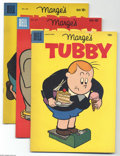 Silver Age (1956-1969):Humor, Marge's Tubby File Copies Group (Dell, 1956-60) Condition: Average FN/VF. This group includes # 21 (VG), 22, 23, 24 (VG+), 2... (15 Comic Books)