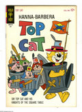 Silver Age (1956-1969):Cartoon Character, Top Cat File Copies Box Lot (Dell and Gold Key, 1961-68) Condition: Average VF+. This box contains approximately 120 comics,...