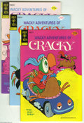 Bronze Age (1970-1979):Cartoon Character, Wacky Adventures of Cracky File Copies Box Lot (Gold Key, 1974-77)Condition: Average VF/NM. This group includes #8 (21 copi...