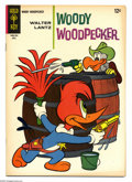 Silver Age (1956-1969):Cartoon Character, Woody Woodpecker File Copies Box Lot (Gold Key, 1962-68) Condition: Average VF. Short box stuffed with Gold Key Woody Wood...