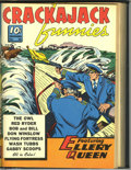 Golden Age (1938-1955):Miscellaneous, Crackajack Funnies #13-36 Bound Volumes (Dell, 1939-41). The first appearance of the Owl (#25) and the first comic book appe... (2 )