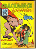 Golden Age (1938-1955):Miscellaneous, Crackajack Funnies #25-43 Bound Volume Group (Dell, 1940-42) Condition: Average VG. Dell's earliest comics publishing effort... (2 items)