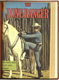 Silver Age (1956-1969):Miscellaneous, Dell and Gold Key Miscellaneous Titles Bound Volumes (Dell and Gold Key, 1962). These five bound volumes chronicle 1962, the... (5 items)