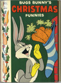 Golden Age (1938-1955):Miscellaneous, Dell Giant Comics Bound Volumes (Dell, 1950-58). For fans of the Waskally Wabbit, this lot is a real treat! It consists of t... (3 items)