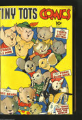 """Golden Age (1938-1955):Miscellaneous, Dell One-Shot Comics Bound Volume (Dell, 1939-43). Not all of Dell's """"one-shot"""" titles were published as part of the Four ..."""