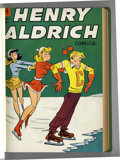 Golden Age (1938-1955):Miscellaneous, Dell Miscellaneous Bound Volumes Group (Dell, 1953-54). These are file copies which have been trimmed and bound for inclusio...