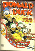 Golden Age (1938-1955):Miscellaneous, Four Color Bound Volumes (Dell, 1944-47). This span of Four Color's run was pure gold! Included in these bound volumes a...