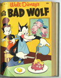 Golden Age (1938-1955):Miscellaneous, Four Color 397-456 Bound Volumes (Dell, 1952-53). This group lot of five bound volumes contains three classic Carl Barks F... (5 items)