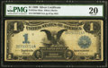 Large Size:Silver Certificates, Fr. 234 $1 1899 Silver Certificate Mule PMG Very Fine 20.. ...