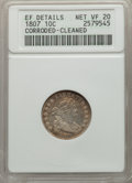 Early Dimes, 1807 10C JR-1, R.2 -- Corroded, Cleaned -- ANACS. XF Details, NetVF20. NGC Census: (4/205). PCGS Population: (3/8). ...