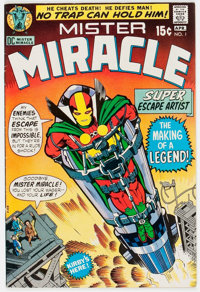 Mister Miracle #1 (DC, 1971) Condition: FN+