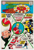 Silver Age (1956-1969):Superhero, House of Mystery #160 (DC, 1966) Condition: VF/NM....
