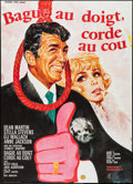 """Movie Posters:Comedy, How to Save a Marriage -- And Ruin Your Life (Columbia, 1968). French Grande (45"""" X 62"""") Landi Artwork. Comedy.. ..."""