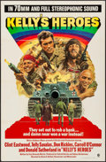 """Movie Posters:War, Kelly's Heroes (MGM, 1970). International One Sheet (27"""" X 41"""")70MM Roadshow Style. War.. ..."""