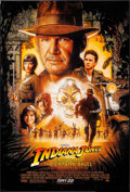 """Movie Posters:Adventure, Indiana Jones and the Kingdom of the Crystal Skull (Paramount, 2008). One Sheets (2) (27"""" X 40"""") DS Advance & SS Advance, Dr... (Total: 2 Items)"""