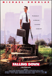 """Falling Down & Others Lot (Warner Brothers, 1993). One Sheets (3) (27"""" X 40"""", 26.75"""" X 39.5"""") DS..."""