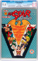 All Star Comics #12 Mile High Pedigree (DC, 1942) CGC NM 9.4 White pages