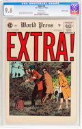 Golden Age (1938-1955):Crime, Extra! #5 Gaines File Pedigree 1/12 (EC, 1955) CGC NM+ 9.6 White pages....