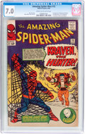 Silver Age (1956-1969):Superhero, The Amazing Spider-Man #15 (Marvel, 1964) CGC FN/VF 7.0 Cream to off-white pages....