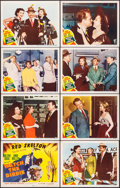 """Movie Posters:Comedy, Watch the Birdie (MGM, 1950). Lobby Card Set of 8 (11"""" X 14""""). Comedy.. ... (Total: 8 Items)"""