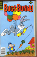 Bronze Age (1970-1979):Cartoon Character, Looney Tunes and Related Titles Bound Volumes (Gold Key, 1978).These are Western Publishing file copies which have been tri...