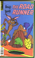 Bronze Age (1970-1979):Cartoon Character, Looney Tunes and Related Titles Bound Volumes (Gold Key, 1979).These are Western Publishing file copies which have been tri...